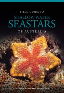 Field Guide to Shallow Water Seastars of Australia Cover